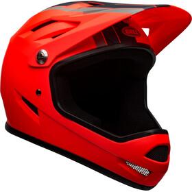 Bell Sanction Helmet matte orange/black